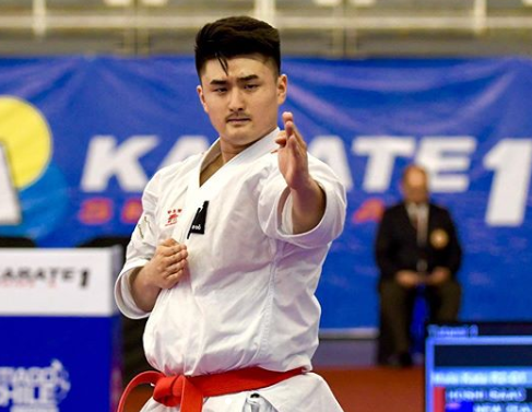 Team Monash: Karate Kid Isaac Hoshi Shines in Olympic Qualifier
