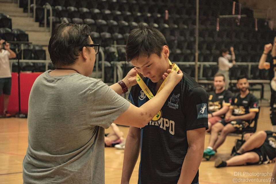 Team Monash: Dodgeball Gold for Monash Engineering and Commerce Student
