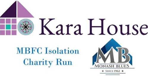 Monash Blues Isolation Charity Run Raises $3,000 for Victims of Domestic Violence